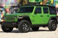 На внедорожник Jeep Wrangler составляется групповой иск