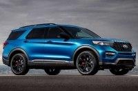Ford обул новый Explorer в покрышки от «Мерседеса»