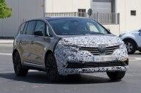Renault готовит новое поколение минивэна Renault Espace