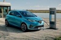 Renault Zoe 2020: более мощный двигатель и батареи повышенной емкости