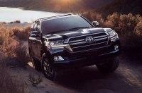 Toyota Land Cruiser лишат культового мотора V8
