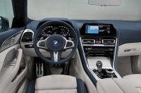 В Сеть слили фото интерьера BMW 8 серии Gran Coupe