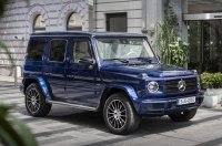 Mercedes-Benz представил 330-сильный дизельный G-Class