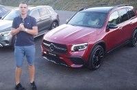 Обзор нового Mercedes-Benz GLB 2020. Что ты такое?