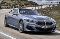 BMW официально представила 8 Series Gran Coupe