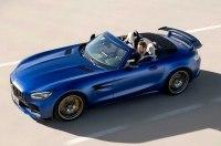 Озвучены цены на новый Mercedes-AMG GT R Roadster