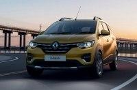Renault рассекретила бюджетный компактвэн Triber