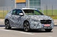 Mercedes-Benz начал испытания нового GLA