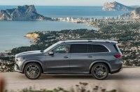 Озвучены цены на обновленный Mercedes GLS в версии 580 в США