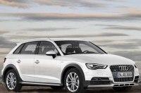 Audi выпустит приподнятую версию хэтчбека A3?