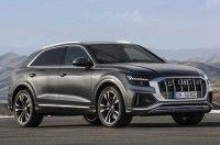 Audi представила заряженную версию купе-кроссовера Q8