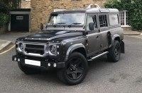 Land Rover Defender получил «прощальную» версию под названием «End Edition»