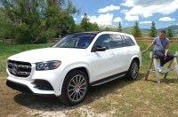 Тест-драйв Mercedes-Benz GLS 2019. Мы ждали большего...