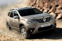 Следующее поколение Renault Duster лишится дизельных моторов