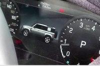 Land Rover Defender раскрыл себя сам