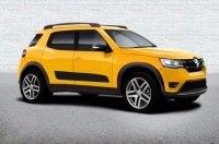 Появились свежие подробности о новом субкомпактном кроссовере от Renault