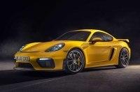 Будущие модели Porsche GT не будут электрифицированы