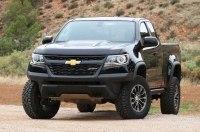 Появились подробности о следующем поколении пикапа Chevy Colorado/GMC Canyon