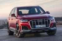 Audi представила обновленную версию Q7 2020 года