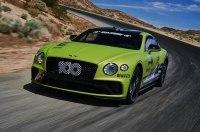 Bentley установила новый рекорд на горе Пайкс-Пик