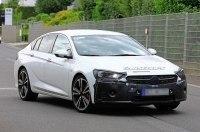 Новый Opel Insignia позаимствует решетку радиатора у Corsa