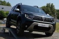 Renault выпустит ограниченную серию Duster Black Collector