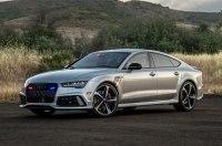 «Заряженный» хэтчбек Audi RS7 получил броню и 771-сильный двигатель