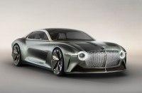 Bentley разработала 1340-сильный концепт-кар с автопилотом и цифровым ассистентом в салоне