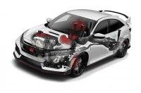 Honda опубликовала данные о ценах на обновленный Civic Type R 2019