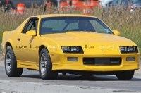 Chevy вывели на испытание спортивную модель Camaro третьего поколения