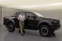 Дилер Ford представил внедорожную версию пикапа Ranger в стиле Raptor