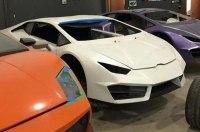 В Бразилии обнаружили фабрику по сборке поддельных суперкаров
