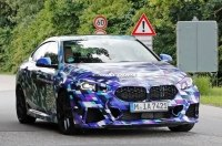 Замечен прототип BMW 2 Series Gran Coupe 2020