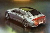 Премиум-седан Hyundai рассекретили до премьеры