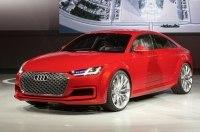 Audi представит конкурента купе Mercedes CLA в 2021 году