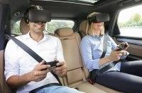 Пассажиров Porsche отправят в виртуальную реальность