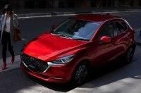 Представлен обновленный хэтчбек Mazda2 2020