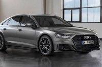 Audi оснастила A8 умной подвеской