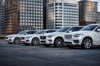 Продажи автомобилей VOLVO в Украине выросли на 55% за 1 полугодие 2019 года