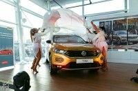 Новий Volkswagen T-Roc – твій наступний крок!