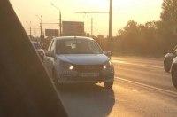 Lada Granta Sport вывели на дорожные испытания