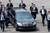 Стало известно, как лимузины Maybach и Pullman попали в Северную Корею