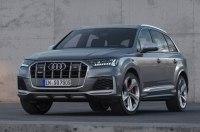 Audi показал обновленный кроссовер Audi SQ7 TDI