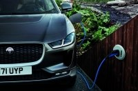 Способы зарядки Jaguar I-PACE - что выбрать и как это работает?