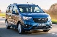 Opel анонсировал новый двигатель для Combo Life