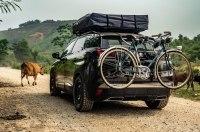 Peugeot 3008 превратили в «экспедиционный внедорожник»