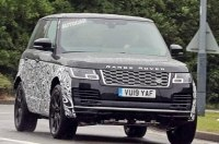 Новый Range Rover получил V8 от BMW