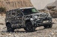 Land Rover Defender: уникальные настройки полного привода и усиленные элементы подвески