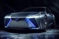 Lexus сохранит фирменную решетку радиатора даже в электрокарах