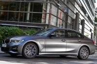 BMW представил плагин-гибридное исполнение обновлённого седана 3 Series